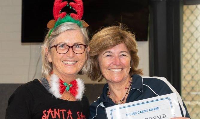 Christmas9 Red Carpet Award