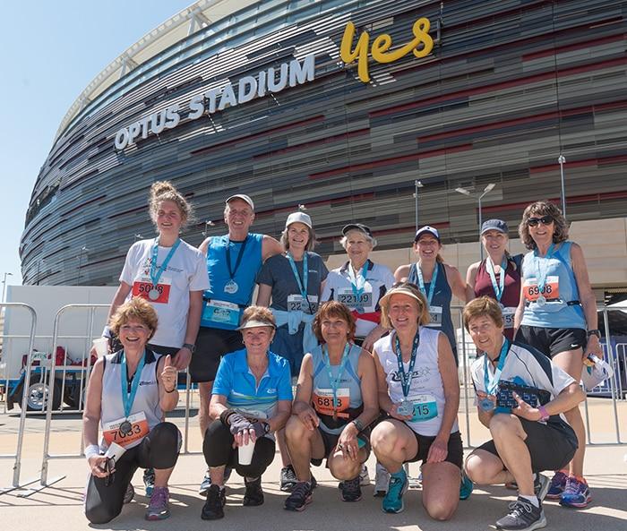 Perth Running Festival 2018- 3