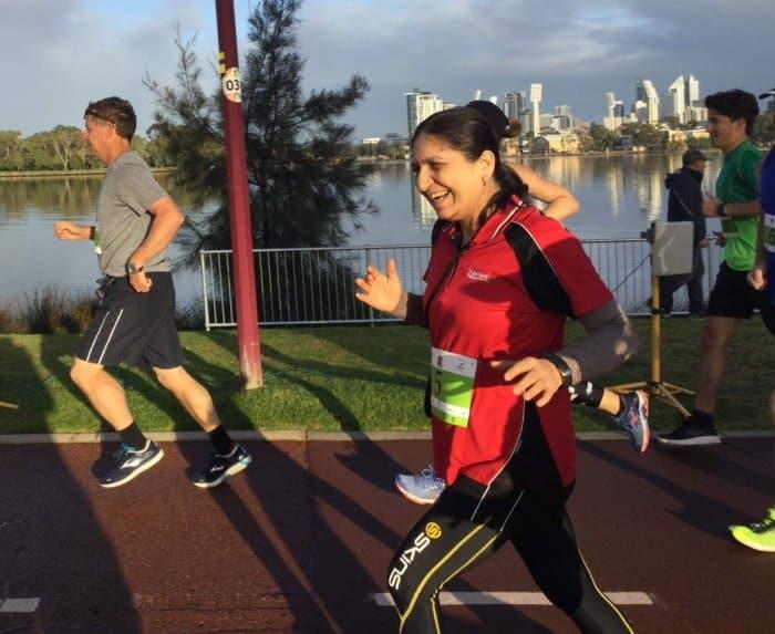Perth Half Marathon 2018