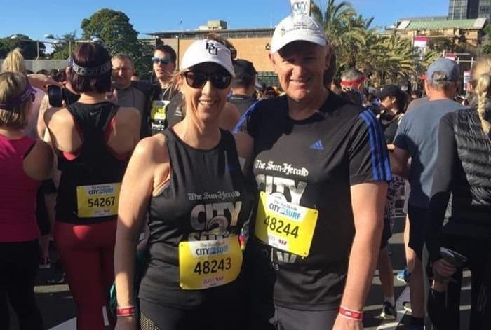 Sydney City to Surf 2018